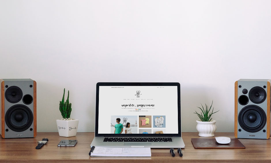E-commerce Magliette